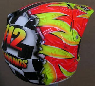 design your own motocross gear 1000 images about motocross hand painted helmets on