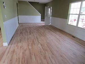 hardwood floor refinishing project how long does it take With how to dry wet wood floor