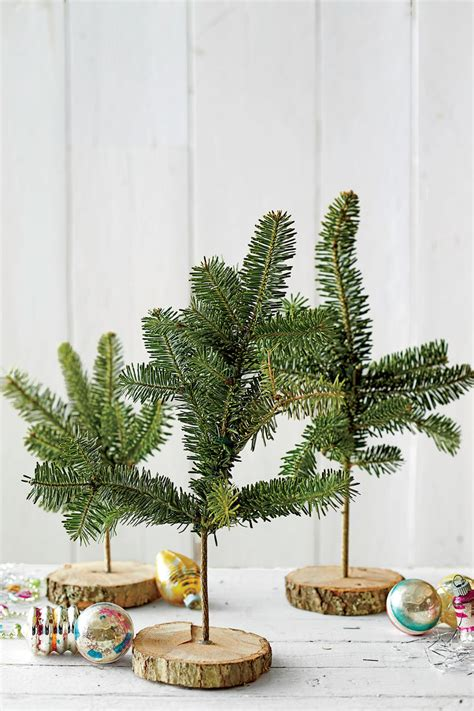 how to fix christmas tree branches four crafts for your tree branches southern living