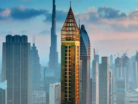 World's next tallest hotel set to open in Dubai