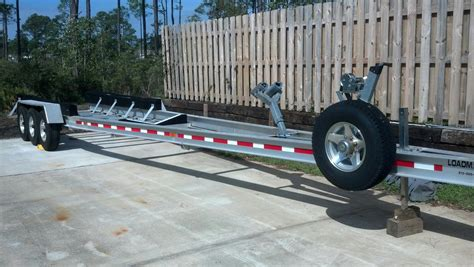 Boat Trailer Axle Lift by F S 20k Axle Loadmaster Trailer The Hull