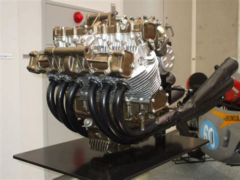 Honda Six Engine Classic Motorcycle Pictures