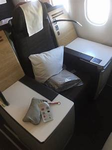Review: Swiss Business Class, throne seat on A330 Montreal ...