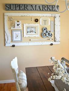 Dining Room Gallery Wall - Little Vintage Nest