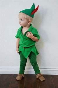 Peter Pan Kostüm Kind : diy peter pan halloween costume for kids wir kost me n hen f r fasching karneval und ~ Frokenaadalensverden.com Haus und Dekorationen
