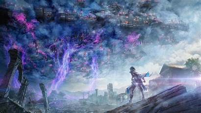 Fantasy Anime Magic Fate Link Boy Extella