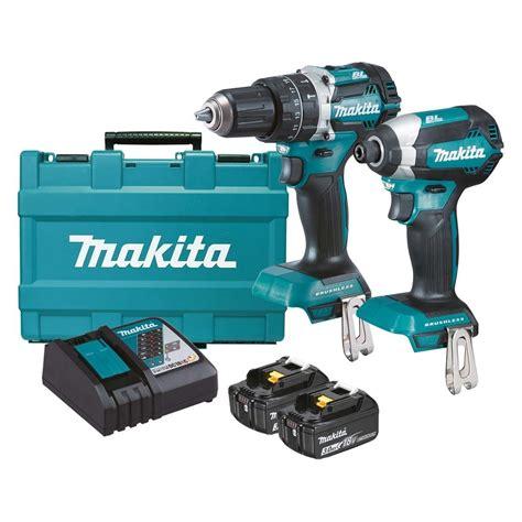 makita multifunktionswerkzeug 18v makita 18v 2 brushless combo kit dlx2180x
