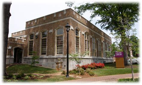 Tutwiler Hall University of Alabama