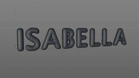 create balloon typography in cinema 4d creative bloq
