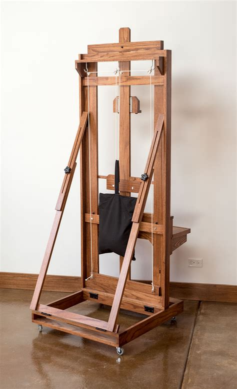 building  perfect easel  easily