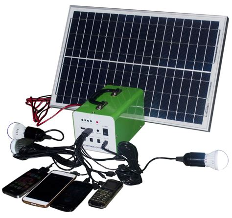portable low price mini solar panel system 10w 20w 30w