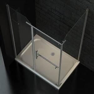 Duschkabine Ohne Wanne : duschkabine dusche 120x80 cm 20l ~ Markanthonyermac.com Haus und Dekorationen