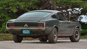 Ford 'Bullitt' Mustang GT hero car sells for incredible $3.4 million at auction | Motoring Research