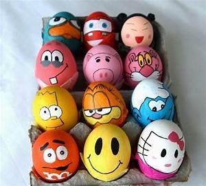 Gekochte Eier Dekorieren : huevos de pascua incre bles ideas para decorarlos en casa ~ Markanthonyermac.com Haus und Dekorationen