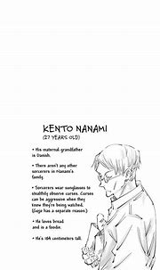 Nanami Kento Wallpapers - Wallpaper Cave