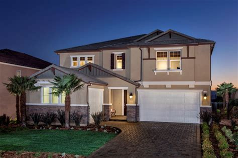 New Homes For Sale In Santa Clarita, Ca  Canyon Crest