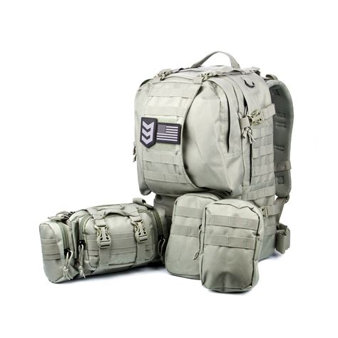 paratus 3 day operator s pack 3v gear touch of modern