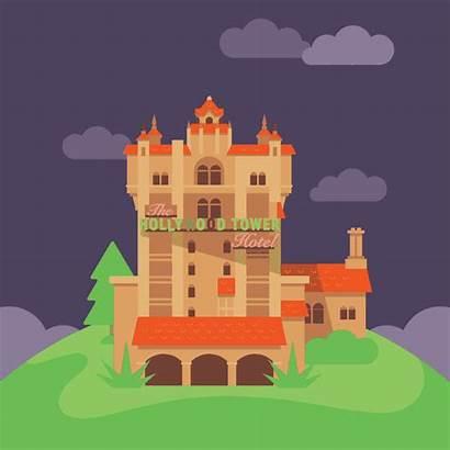 Disney Parks Behance Play Illustrations Adventure Kingdom