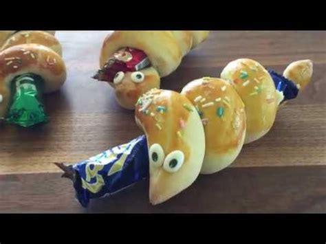 zopfschlangen mit schoggistaengeli youtube
