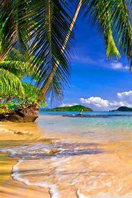 Tropical Beaches Desktop Background