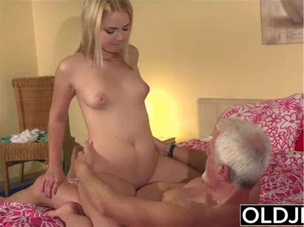 #Grandpa #Fucks #19 #Year #Old #Teen #Pussy #And #Cums #In #Her #Mouth