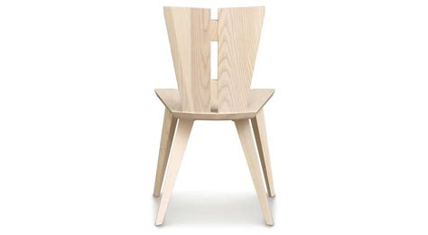 circle furniture axis dining chair modern dining