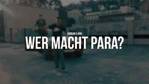 Wer Macht Estrich : dardan ft eno wer macht para official video youtube ~ Markanthonyermac.com Haus und Dekorationen