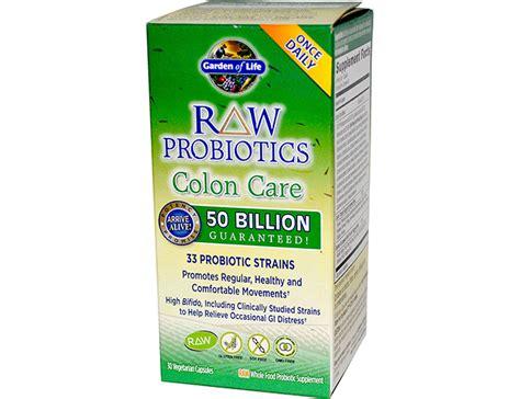garden of probiotic garden of probiotics colon care