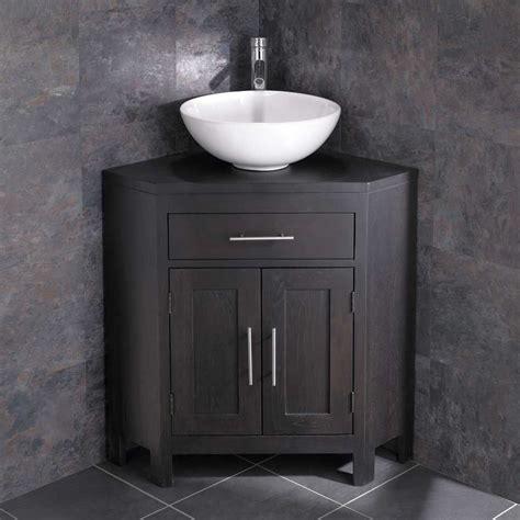 bathroom bowl alta wenge dark wood  door corner