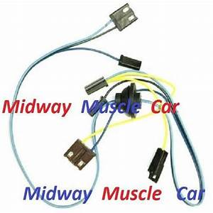 Sell Windshield Wiper Motor Wiring Harness 66 Chevy
