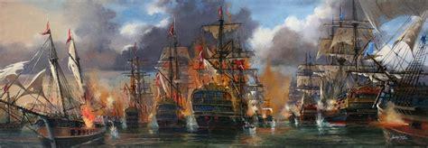 battle  copenhagen lord nelson mystic seaport