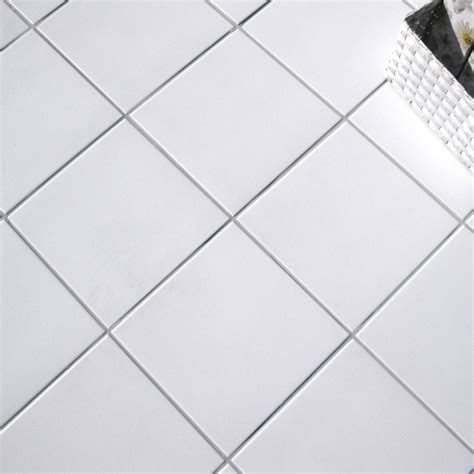 adhesif carrelage mural cuisine carrelage salle de bain 20x20 blanc