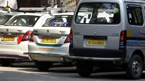 Ola Uber Drivers Go On A Indefinite Strike, Demands Fare