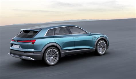 audi e tron quattro concept officially breaks cover
