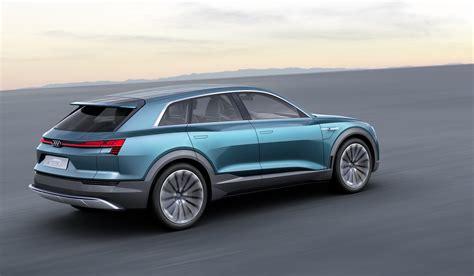 Audi Etron Quattro Concept Officially Breaks Cover