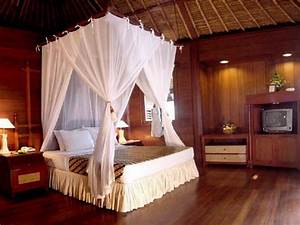 Bedroom Canopy Ideas Country Chic Bedroom Decorating