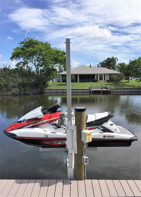 pwc lift jet ski lifts boat lift