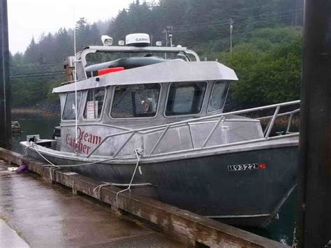 Alaskan Aluminum Fishing Boats For Sale by Used Commercial Fishing Boats For Sale In Alaska