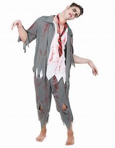 Disfraz de zombie hombre: Disfraces adultos,y disfraces originales baratos Vegaoo