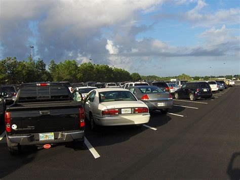 Car Parking Southton Cruise by Parking At Walt Disney World