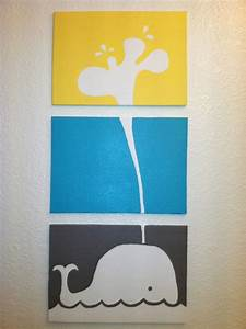 exterior: 4 Cool Simple Paintings Creations Using Your Own