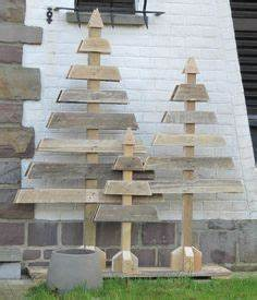 1000 ideas about Wooden Christmas Trees on Pinterest