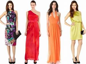 Wedding guest attire what to wear to a wedding part 3 for Best summer wedding guest dresses