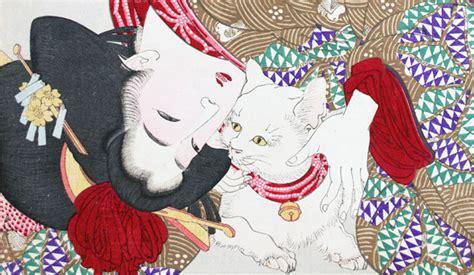 life  cats gallery programs japan society