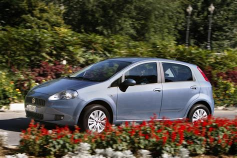2008 Fiat Grande Punto Natural Power Picture 268691
