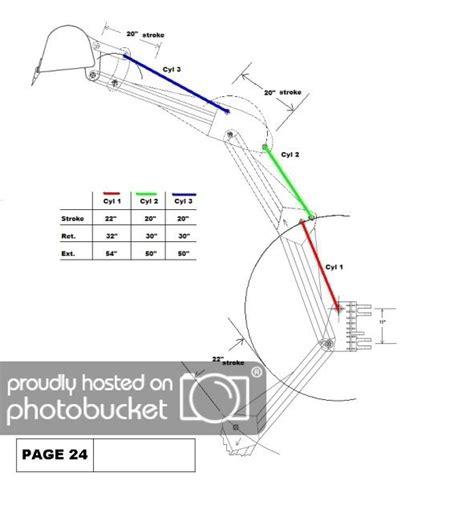 image result  build   backhoe plans mech