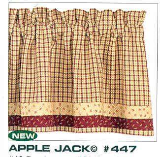 Country Apple Curtains   Curtain Menzilperde.Net