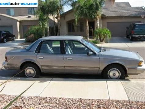 1995 Buick Century For Sale by For Sale 1995 Passenger Car Buick Century