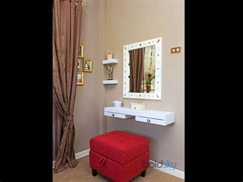 Dressing Table Ideas For Small Spaces  Small Room