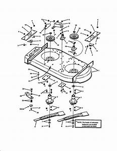 42 U0026quot  Mower Deck  Part 1  Diagram  U0026 Parts List For Model